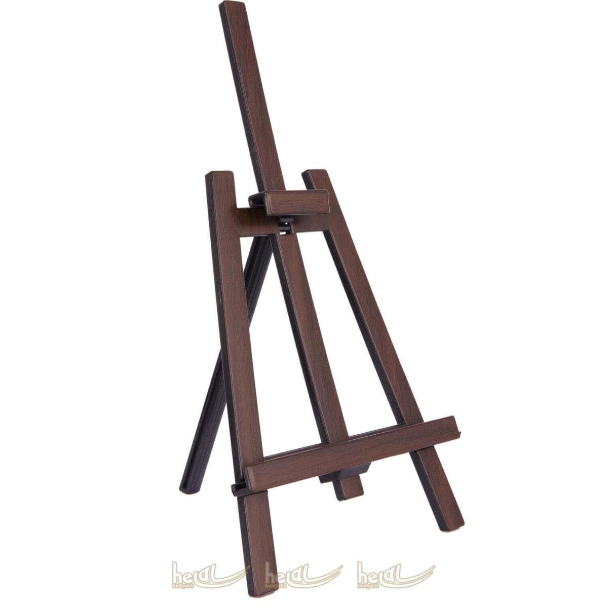 31x15cm Ahşap Görünümlü Şovalye Ayak 10 Adet Teşhir Ayakları